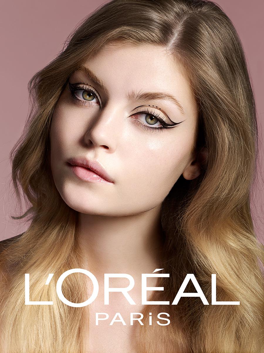 L'Oréal Paris National Beauty Campaign Denmark